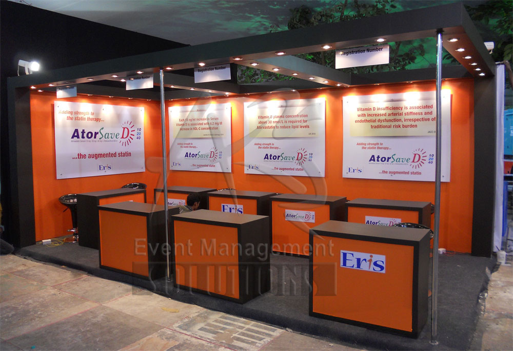 Exhibition Stall In Pune : A2z event management solutions : expo stall gallery