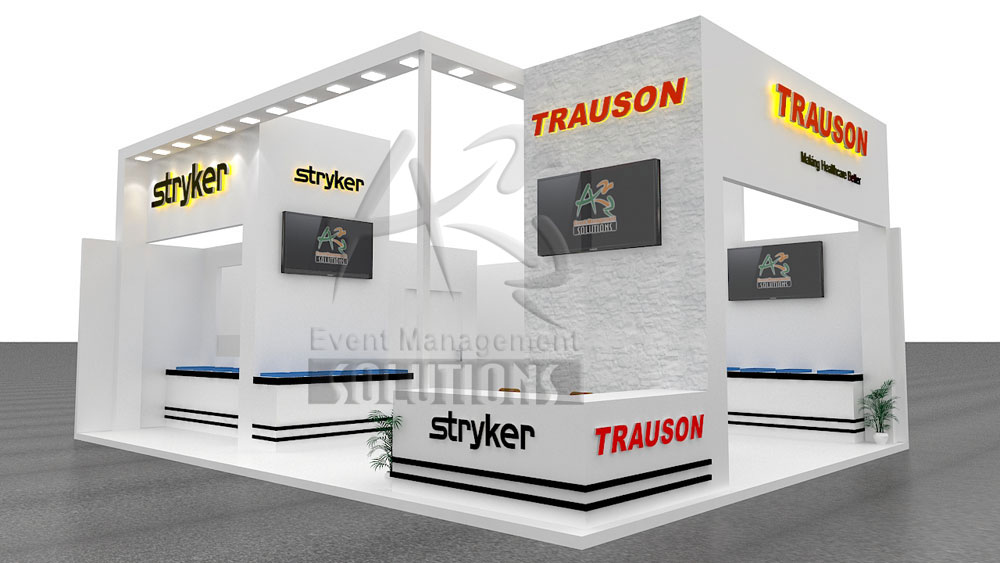 Exhibition Stall Manufacturer In Gujarat : Event management stall designing stall fabrication annual day