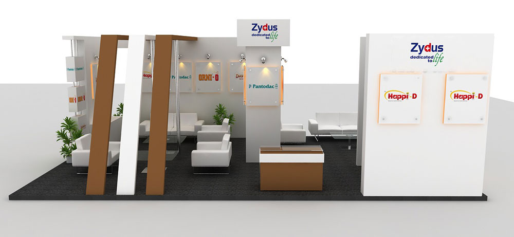 Exhibition Stall Design Agency In Gujarat : Event management stall designing stall fabrication annual day